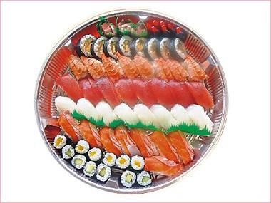 寿司盛り合わせ 5,400円